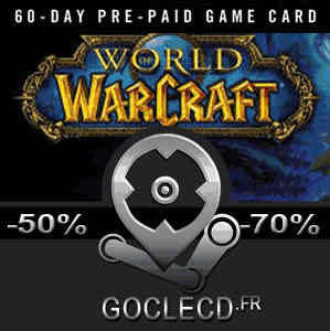 World of Warcraft 60 jours