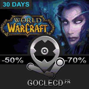 World of Warcraft 30 Jours