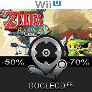 Legend of Zelda The Wind Waker HD