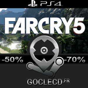 acheter far cry 5 ps4 code comparateur prix. Black Bedroom Furniture Sets. Home Design Ideas