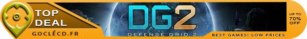Defense Grid 2 pas cher