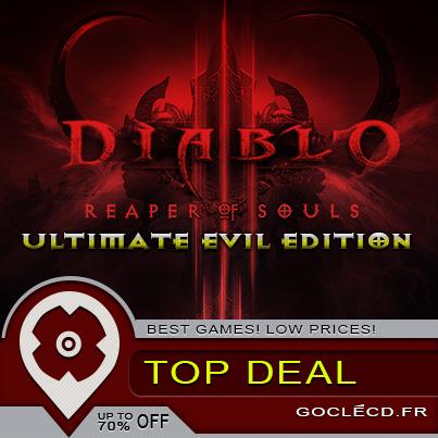 Diablo III : Reaper of Souls – Ultimate Evil Edition