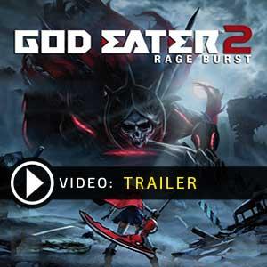 Acheter God Eater 2 Rage Burst Clé Cd Comparateur Prix