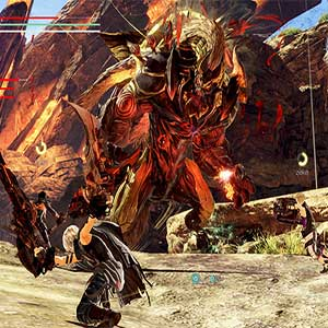 God Eater 3 - Chasse coopérative