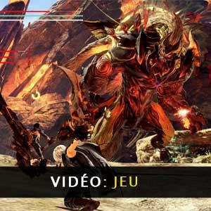God Eater 3 Vidéo de gameplay