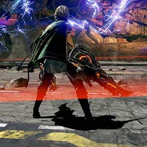 détruire le monstrueux Aragami