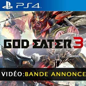God Eater 3 Bande-annonce vidéo