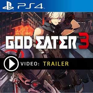 Acheter God Eater 3 PS4 Code Comparateur Prix
