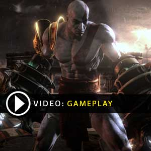 God of War 3 Remastered PS4 Gameplay Video