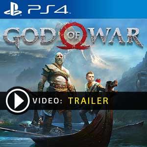 Acheter God of War PS4 Code Comparateur Prix