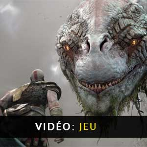 God of War PS4 Vidéo de jeu