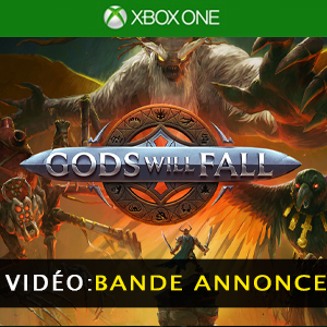 Gods Will Fall Xbox One Bande-annonce vidéo