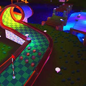 multiplayer mini golf game
