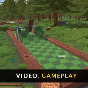 Vidéo du jeu Golf With Your Friends