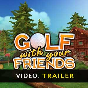 Vidéo de la bande annonce du Golf With Your Friends