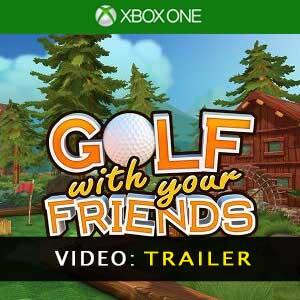 Vidéo de la bande annonce du Golf With Your Friends