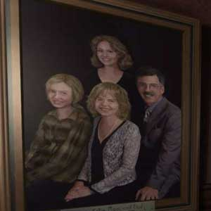 Gone Home Personnages