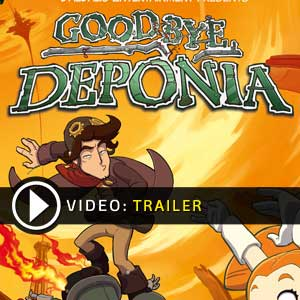 Acheter Goodbye Deponia clé CD Comparateur Prix