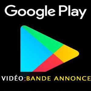 Vidéo de la bande-annonce de Google Play Gift Card