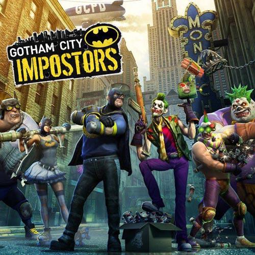 Acheter Gotham City Impostors clé CD Comparateur Prix