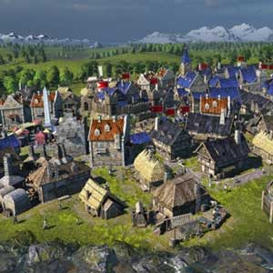 Grand Ages Medieval - Gameplay