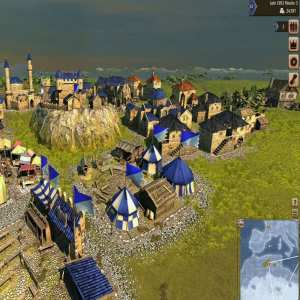 Grand Ages Medieval PS4 Gameplay