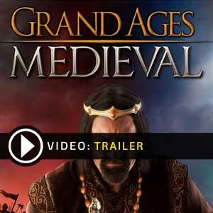 Acheter Grand Ages Medieval clé CD Comparateur Prix