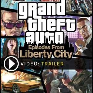 Acheter Grand Theft Auto Liberty City Clé CD Comparateur Prix
