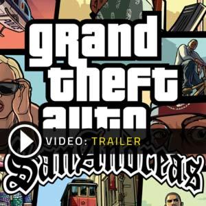 Acheter Grand Theft Auto San Andreas Clé Cd Comparateur Prix