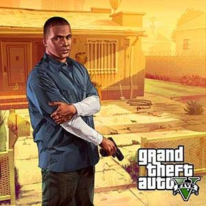 GTA 5 PS4 Franklin