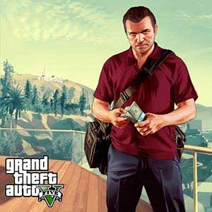 GTA 5 Xbox One Michael