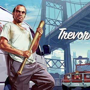 GTA 5 PS4 Trevor