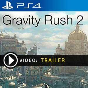 Gravity Rush 2 PS4 en boîte ou à télécharger