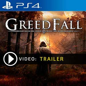 Acheter GreedFall PS4 Code Comparateur Prix