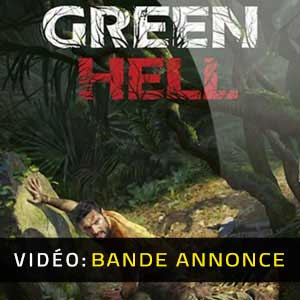 Green Hell Bande-annonce vidéo