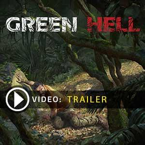 Acheter Green Hell Clé CD Comparateur Prix