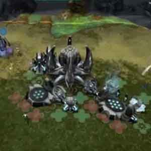 Grey Goo Interface