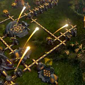 Grey Goo: Gameplay