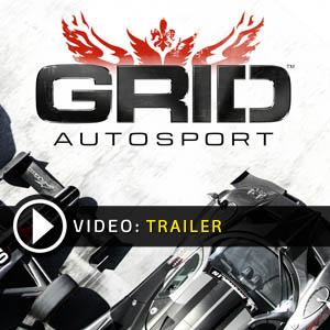 Acheter GRID Autosport Cle Cd Comparateur Prix