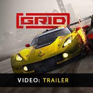 Vidéo de la bande annonce de la Grid