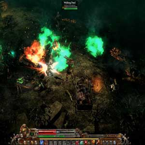 Grim Dawn Gameplay