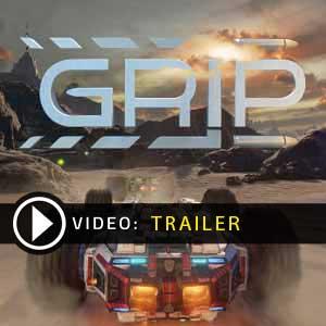 Acheter GRIP Clé Cd Comparateur Prix