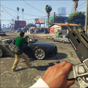 GTA 5 Agression urbaine