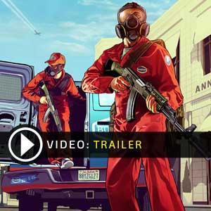 GTA 5 Bande-annonce multijoueur en ligne