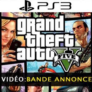 GTA 5 Bande-annonce vidéo