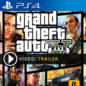 acheter grand theft auto 5 ps4 code comparateur prix. Black Bedroom Furniture Sets. Home Design Ideas