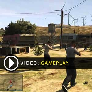 GTA 5 Bande-annonce du jeu