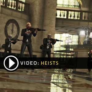 GTA 5 PS4 Online Braquage