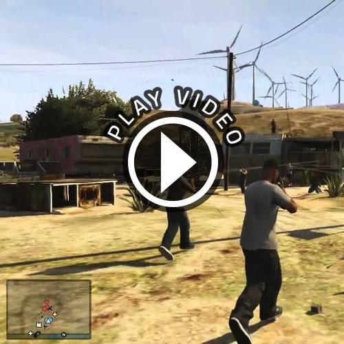 GTA 5 Online Multijoueur Gameplay