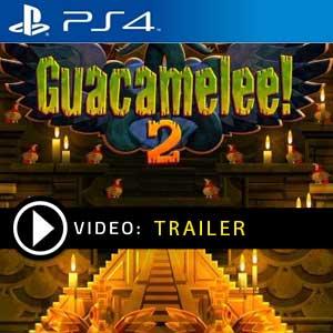 Guacamelee 2 PS4 en boîte ou à télécharger